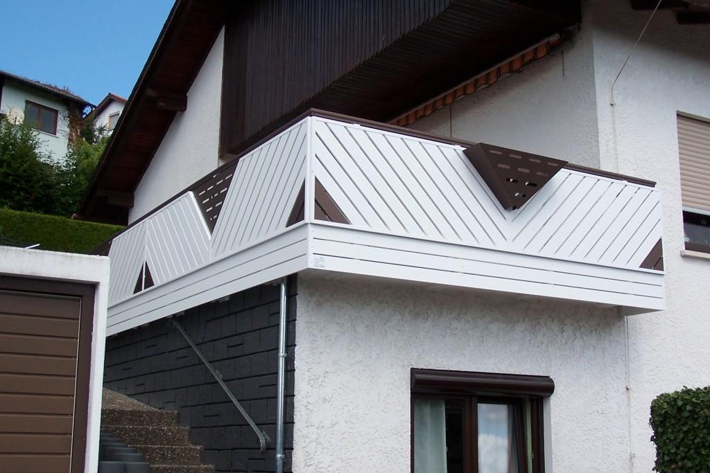 Balkone aus aluminium und glas: aus aluminium und glas balkone.